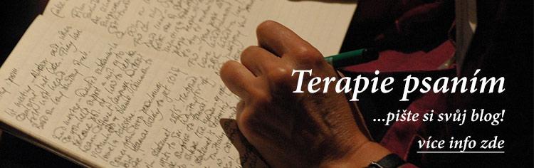 terapie psaním